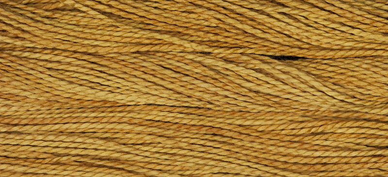 Weeks Dye Works Pearl Cotton Size 51224 Amber