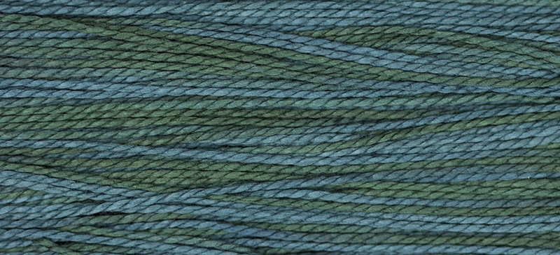 Weeks Dye Works Pearl Cotton Size 51285 Twilight