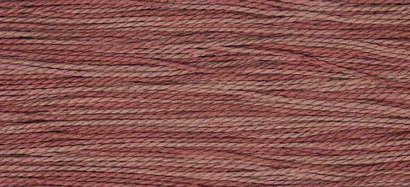 Weeks Dye Works Pearl Cotton Size 51332 Red Pear