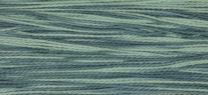 Weeks Dye Works Pearl Cotton Size 52131 Aqua