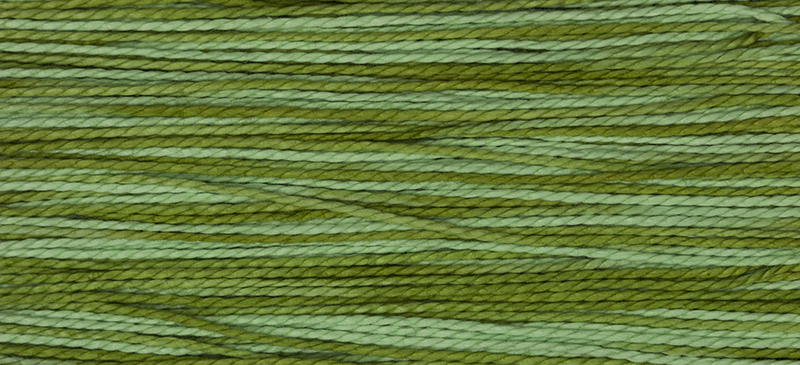 Weeks Dye Works Pearl Cotton Size 52176 Meadow