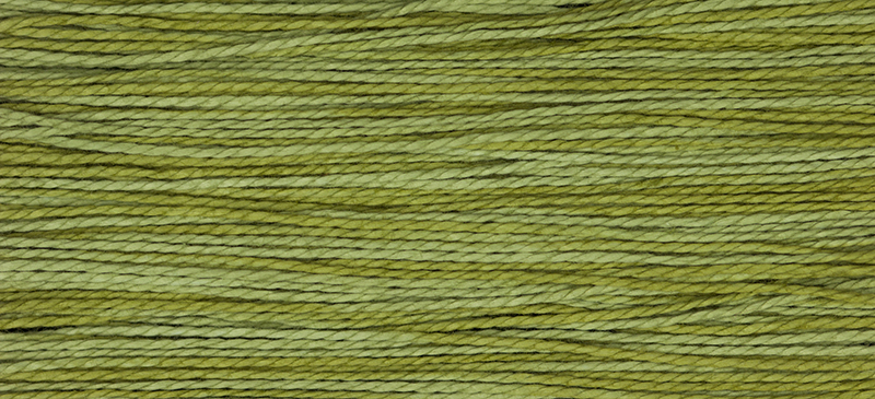 Weeks Dye Works Pearl Cotton Size 52196 Scuppernong