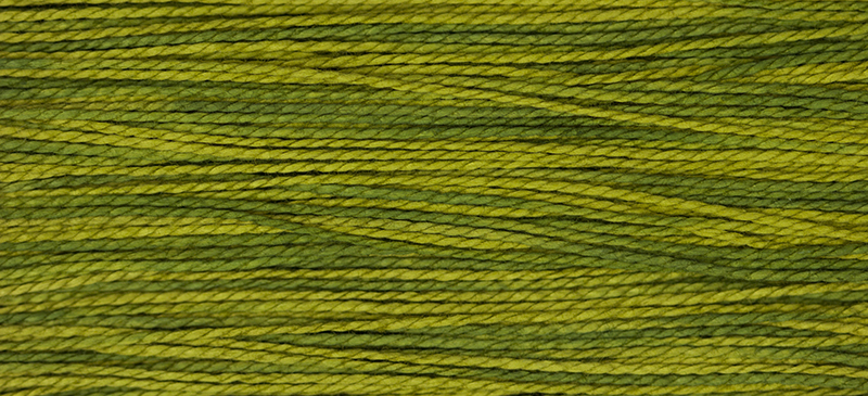 Weeks Dye Works Pearl Cotton Size 52201 Moss