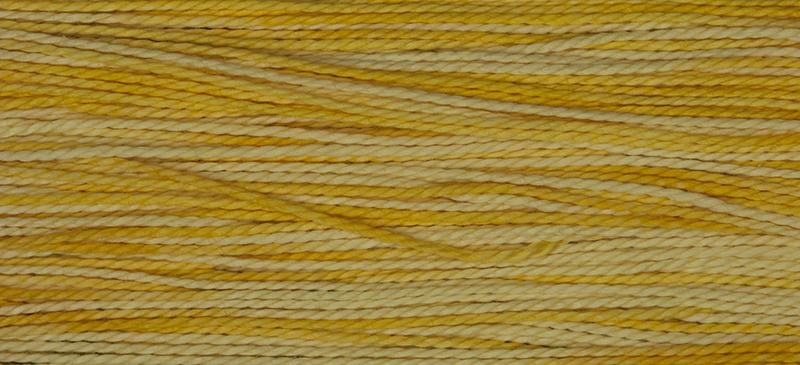 Weeks Dye Works Pearl Cotton Size 52218 Sally's Sunshine