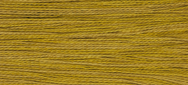 Weeks Dye Works Pearl Cotton Size 52220 Curry
