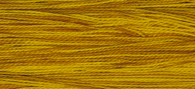 Weeks Dye Works Pearl Cotton Size 52225 Marigold