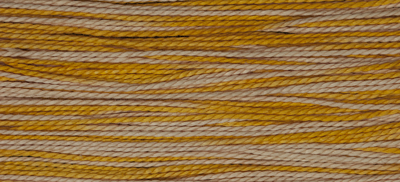 Weeks Dye Works Pearl Cotton Size 52231 Mimosa
