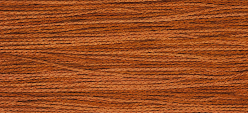 Weeks Dye Works Pearl Cotton Size 52238 Sweet Potato