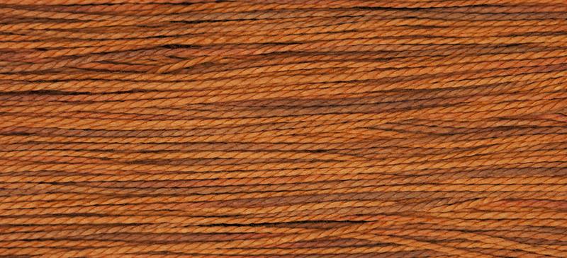 Weeks Dye Works Pearl Cotton Size 52239 Terra Cotta
