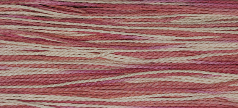 Weeks Dye Works Pearl Cotton Size 52248 Cherry Vanilla