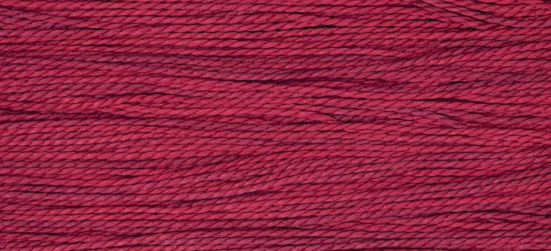 Weeks Dye Works Pearl Cotton Size 52264 Garnet