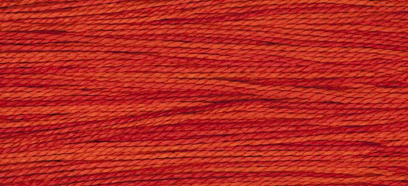 Weeks Dye Works Pearl Cotton Size 52268 Fire