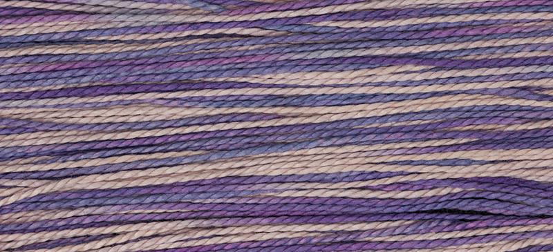 Weeks Dye Works Pearl Cotton Size 52301 Lavender