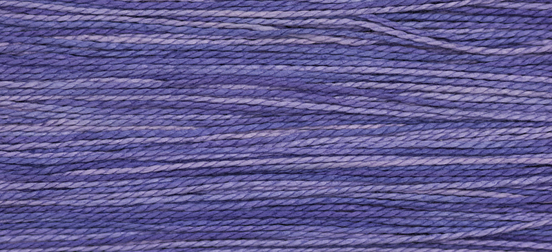 Weeks Dye Works Pearl Cotton Size 52333 Peoria Purple