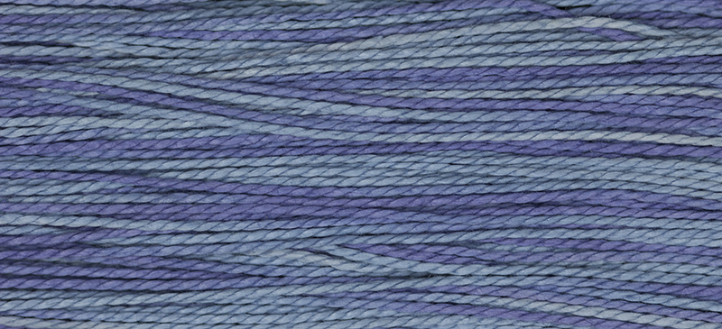 Weeks Dye Works Pearl Cotton Size 52337 Periwinkle