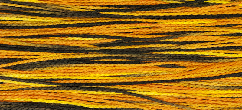 Weeks Dye Works Pearl Cotton Size 54101 Trick Or Treat