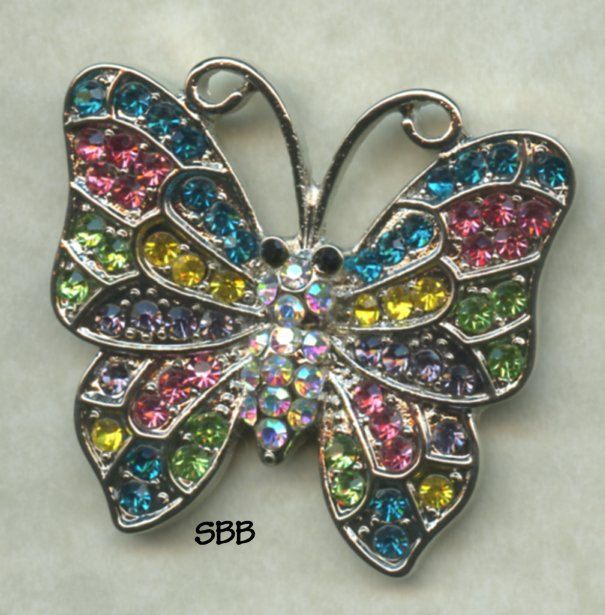 Accoutrement Designs Mag Friends Butterfly