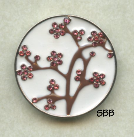 Accoutrement Designs Mag Friends Cherry Blossom