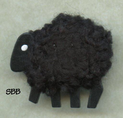 Camus Needle Magnets Black Sheep