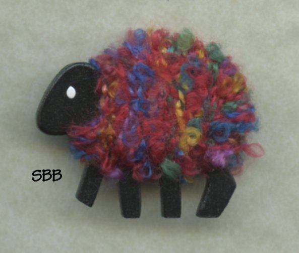 Camus Needle Magnets Wild & Wooly Sheep