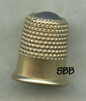 Embellishing Bits Limited Edition  Schoolgirl Gold Thimble