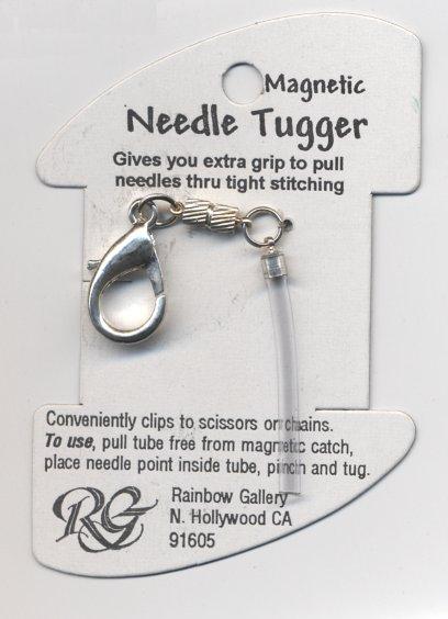 Rainbow Gallery GadgetsMagnetic Needle Tugger