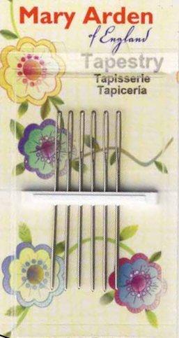 Mary Arden Needles Tapestry 22