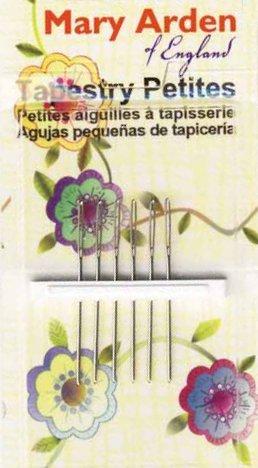 Mary Arden Needles Tapestry Petites 22