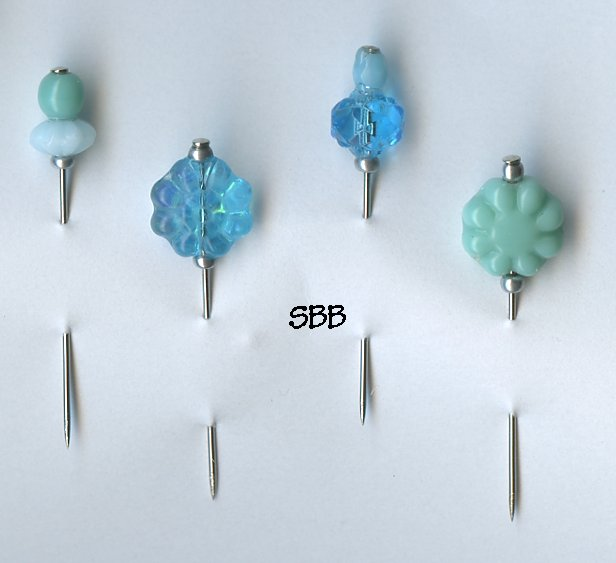 My Big Toe Perfectly Pretty Pin Sets Ocean Blooms