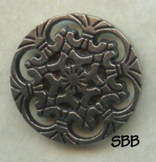 Repurposed Pretties Snowflake