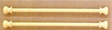Unfinished Wood Bellpulls512930 Pair 12