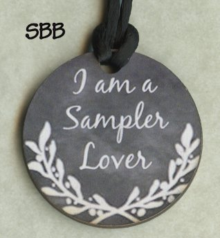 Whimsical Edge Necklace Inspirations ~ I Am A Sampler Lover