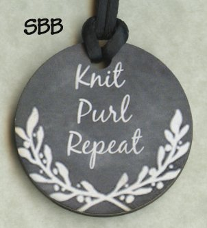 Whimsical Edge Necklace Inspirations ~ Knit Purl Repeat
