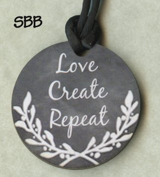 Whimsical Edge Necklace Inspirations ~ Love Create Repeat