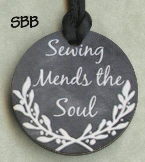 Whimsical Edge Necklace Inspirations ~ Sewing Mends The Soul