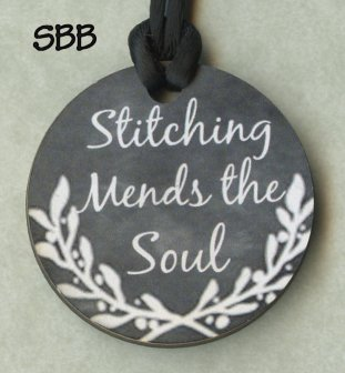 Whimsical Edge Necklace Inspirations ~ Stitching Mends The Soul