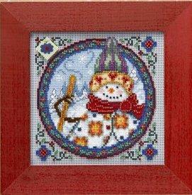 Jim Shore Kits JS149101 2009 Northern Snowman