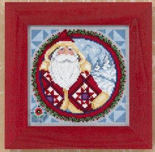 Jim Shore Kits JS149203 2009 Kris Kringle