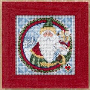 Jim Shore Kits JS149204 2009 Father Christmas