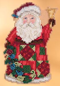 Jim Shore Kits JS203103 2013 Glad Tidings Santa