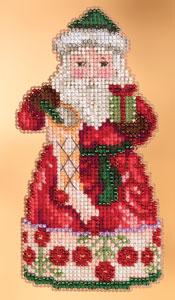 Jim Shore Kits JS203105 2013 Christmas Spirit Santa