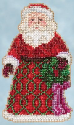 Jim Shore Kits JS205105 Greetings Santa