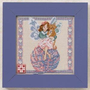 Jim Shore Kits JS301101 2011 Yarn Fairy