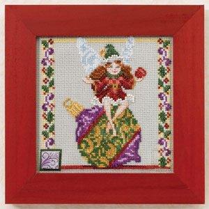 Jim Shore Kits JS301103 2011 Ornament Fairy