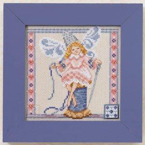 Jim Shore Kits JS301104 2011 Needlework Fairy