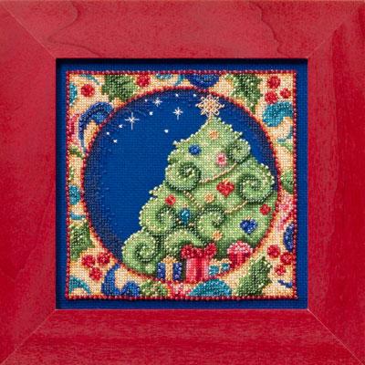 Jim Shore Kits JS304104 Tree ~ Winter Series