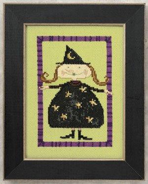 Mill Hill Debbie Mumm Kits DM300102 Moonlight Madness 2010 ~ Witch Hazel