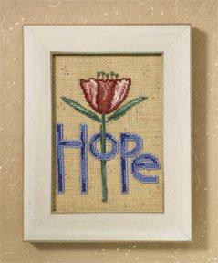 Mill Hill Debbie Mumm Kits DM307106 Words For Life 2007 ~ Hope
