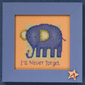Mill Hill Debbie Mumm Kits DM309106 Wild Life 2009 ~~ Elephant