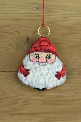 Permin Kits016254 ~ Elf Ornament ~ 14 count Aida